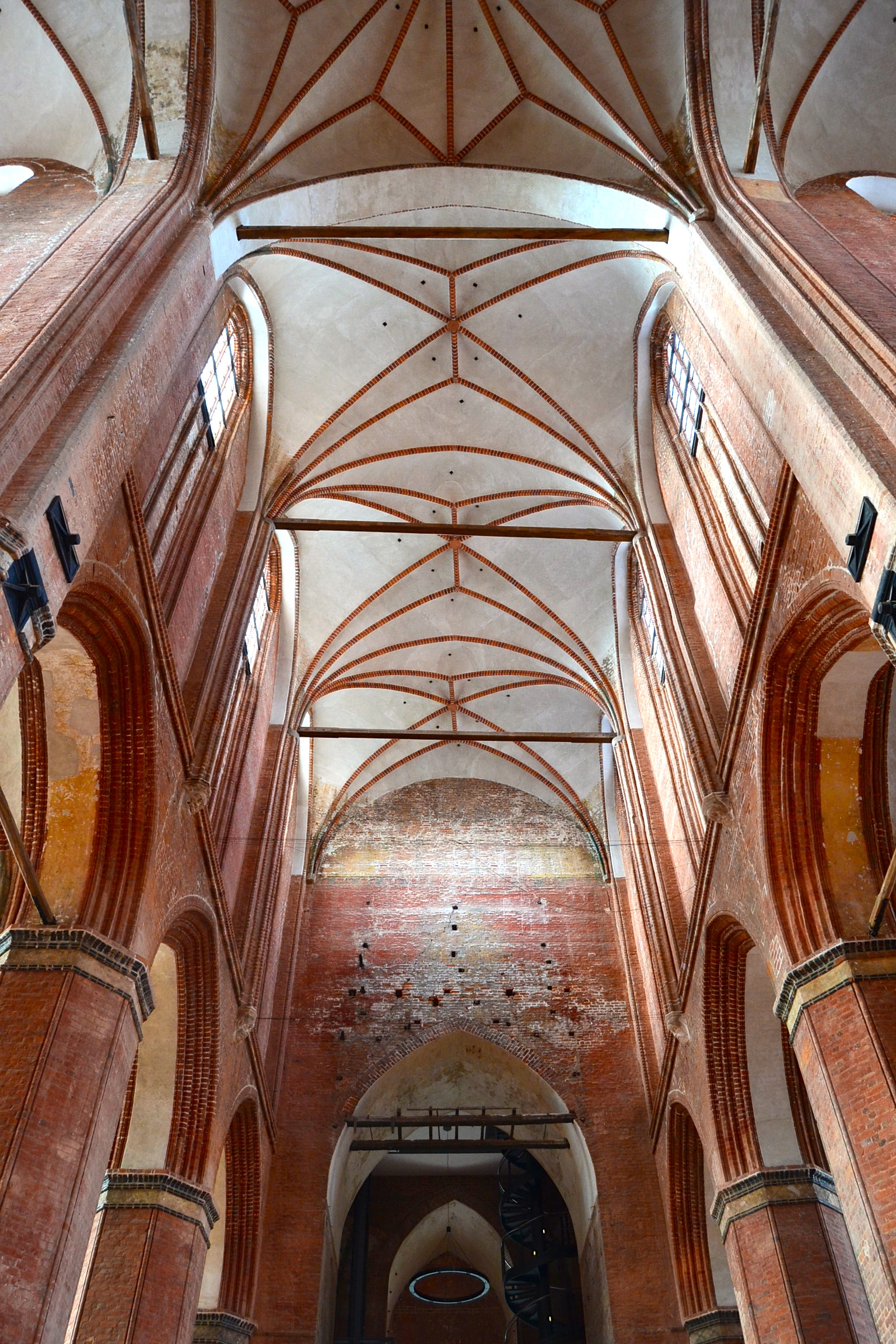 St. Georgen Wismar | schokogiraffe.de